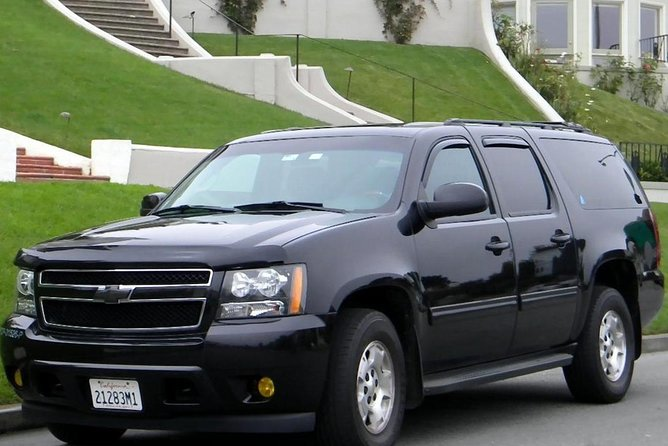 San Francisco Private SUV Tour see all main attraciton in under 3 hours