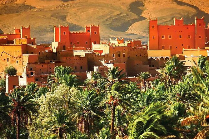 4 days desert tour Marrakech to Marrakech with a luxury camp stay in the desert photo 9