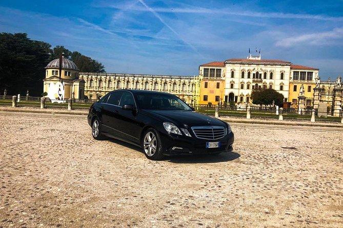 Private Arrival Car Transfer: Fiumicino Rome Airport (FCO) to Hotel