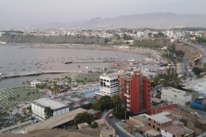 Come to Chorrillos, the other face of Lima