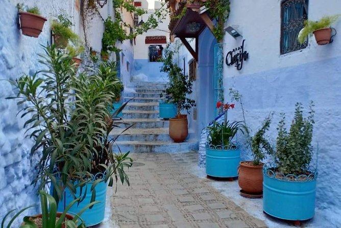 Chefchaouen Bleu City Day Trip from Casablanca