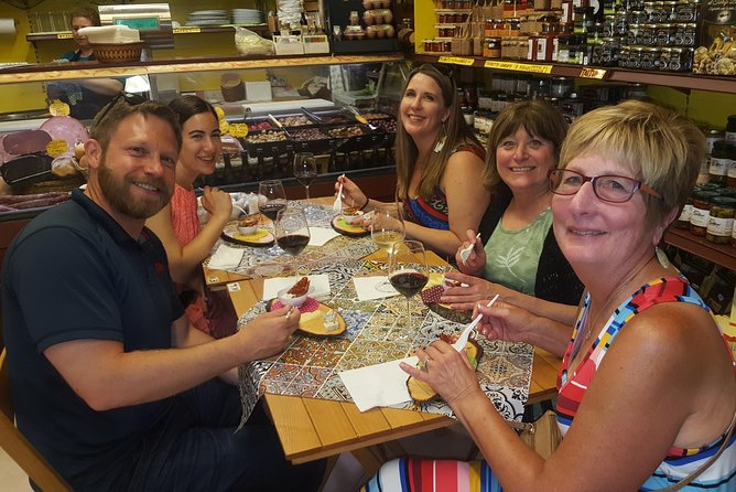 Naples Food Tour & Wine Tasting with a Native & Top Rated Expert