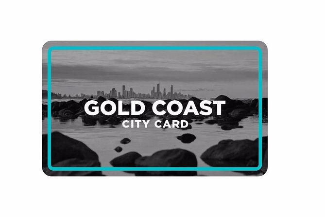 Gold Coast City Card (3 Days Card): Unlimited Attractions