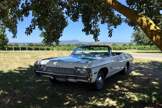 CHEVY CONVERTIBLE TOUR per group up to 4 people.