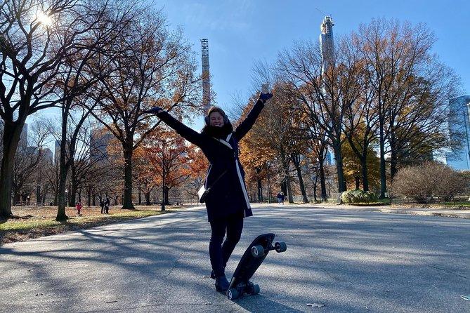 E-Board Tour in Central Park (Boosted Board)