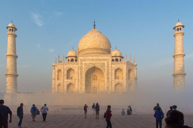 Day trip from Delhi to Agra / Taj Mahal