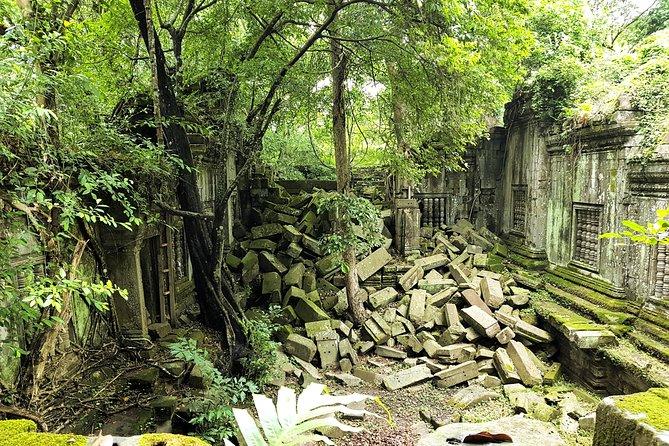 1 day special Tour: Angkor Wat,Bayon,Ta Prohm, Bantey srei and Beng Mealea