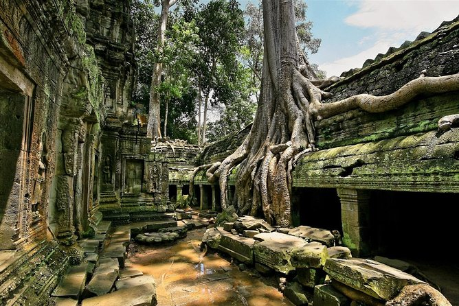 3 day private tour: Angkor,waterfall,Beng Mealea,floating village,Banteay srei. photo 9
