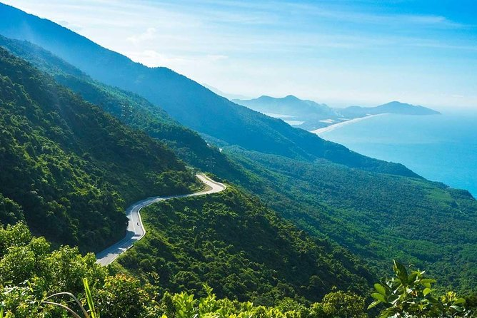 Danang Airport to Hue by Private Car