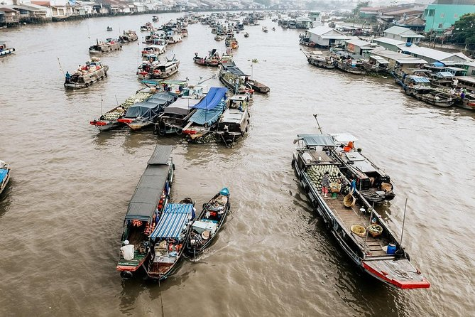 Mekong Delta and Cai Rang Floating Market 5-Hours Tour and more photo 31