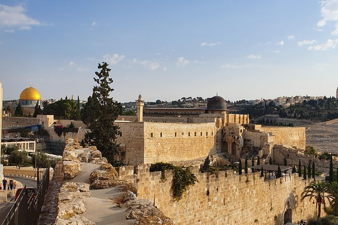 Full-Day Private Guided Tour from Jerusalem Or Tel Aviv