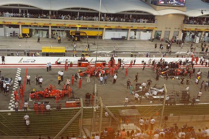 F1 Race 2018