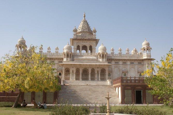 Jodhpur sightseeing with monuments entrances