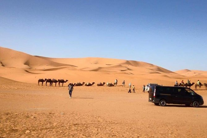 3 Days 2 Nights Private Tour from Marrakech to Fes via Sahara Desert photo 19