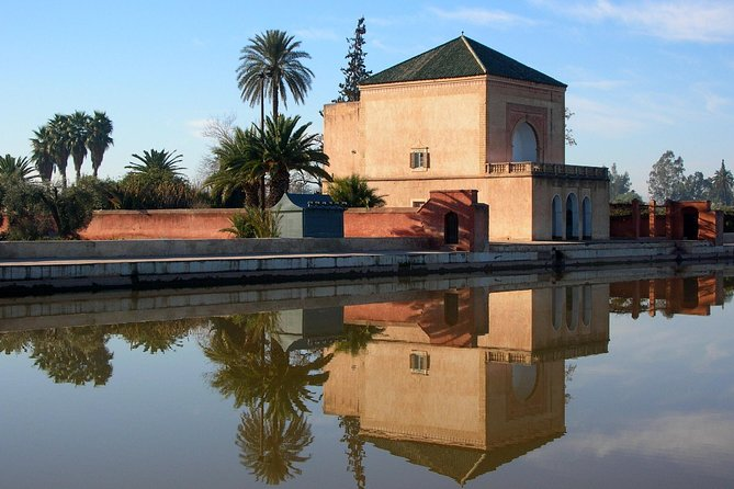 Marrakech: full-day private city tour from Casablanca