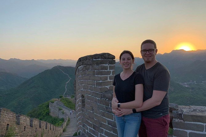 Layover Private Tour to Jinshanling Great Wall