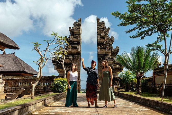 Private Bali Greatest Temples Tour with a Local