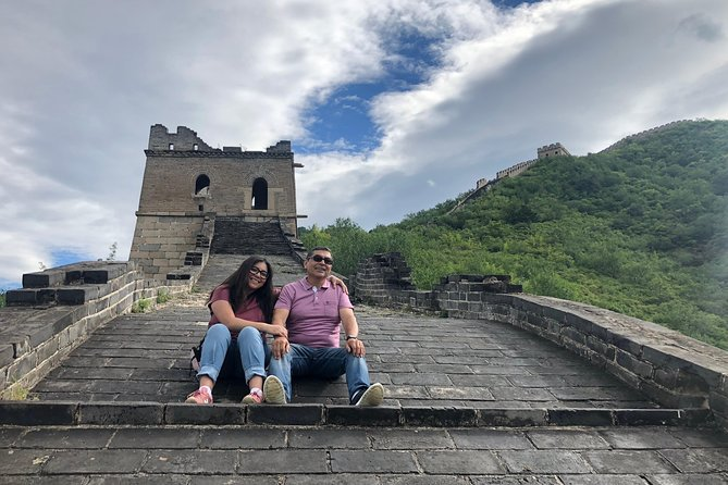 Layover Private Tour to Huanghuacheng Great Wall