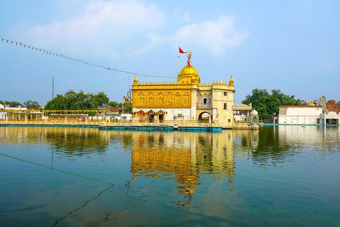 Amritsar sightseeing with monuments entrances