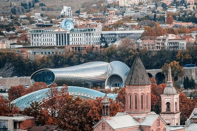 Classic Tbilisi City Tour