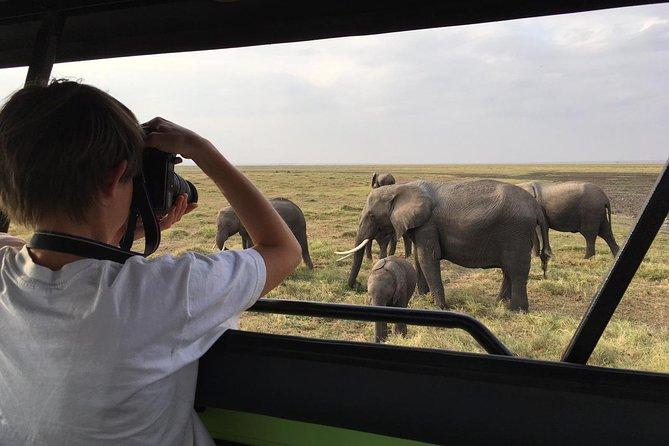 3 Days Safari To Masai Mara