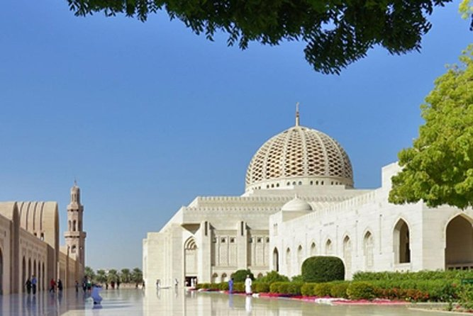 Muscat City Tour (Palaces, Forts, Markets & Mosque)