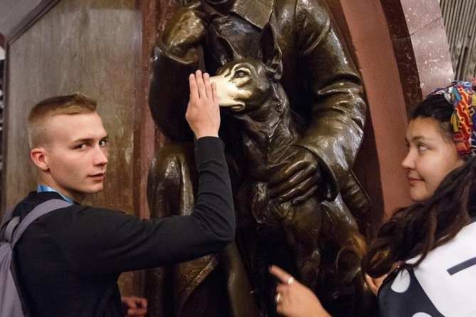 Private Moscow metro tour and Red Square