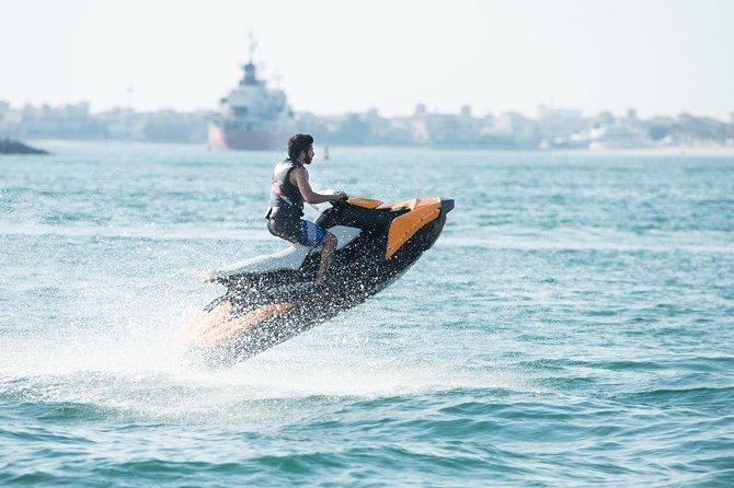 Jet Ski Ride Adventure Dubai