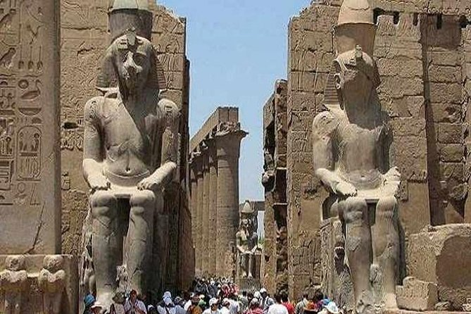 12 Hour Private Real Life Egypt Day Tour - from Hurghada to Luxor Valley of King