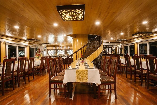 Cristina Cruise 4* - Bai Tu Long Bay 2 Days 1 Night