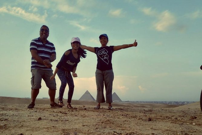 Full Day Tour to The Pyramids of Giza photo 2