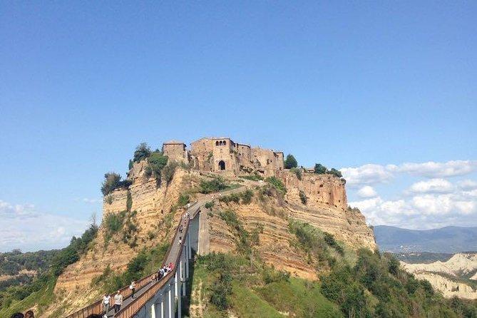 Full day from Rome to Viterbo and Civita di Bagnoreggio