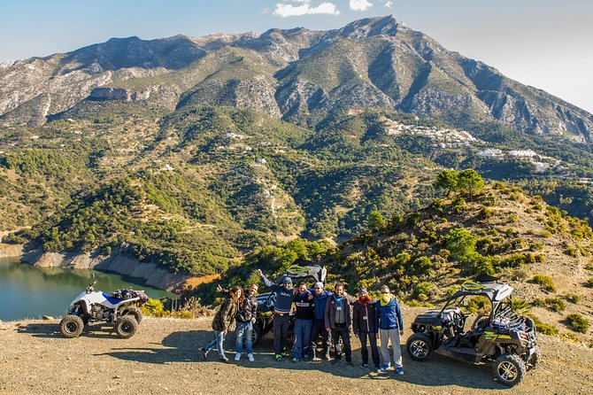 Buggy tours through the mountains of Marbella