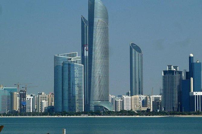 Abu Dhabi City Tour from Dubai + Free Pickup