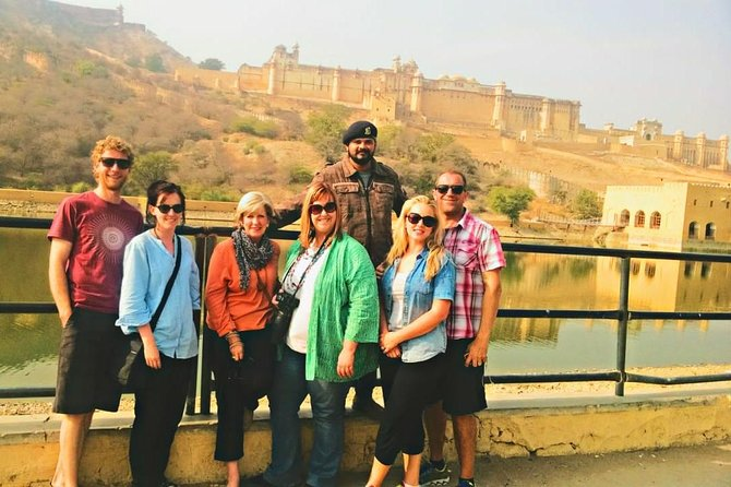 Full day private guided tour to explore Pinkcity Monuments - Jaipur Excursion