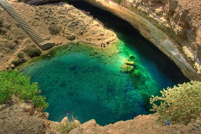 Wadi Shab & Bimmah Sinkhole