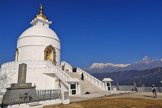 Pokhara Sightseeing With 4 Top Attractions.