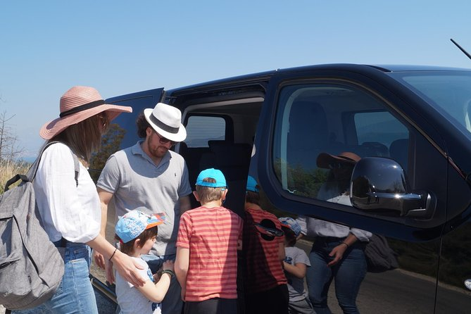 Corfu Airport Private Transfers up to 8 travelers