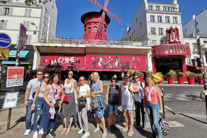 2-Hour Private Montmartre Walking Tour