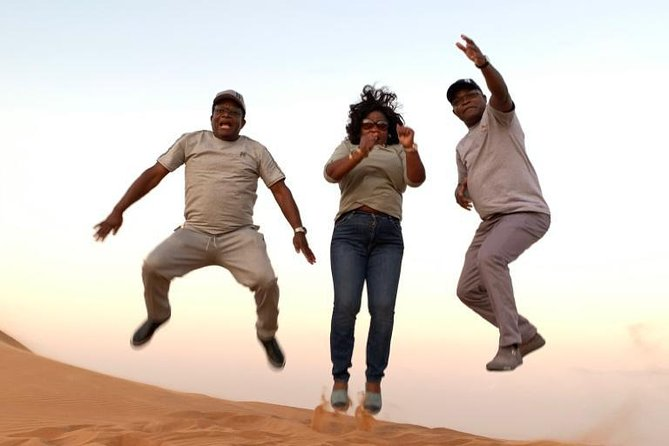 Dubai Desert Dune and Camel Riding Safari with BBQ Dinner photo 6