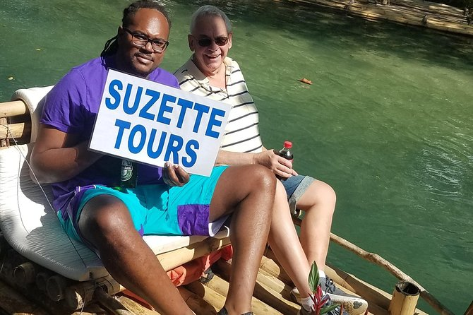 Private Tour to Martha Brae Rafting & Dunn's River from Montego Bay photo 8