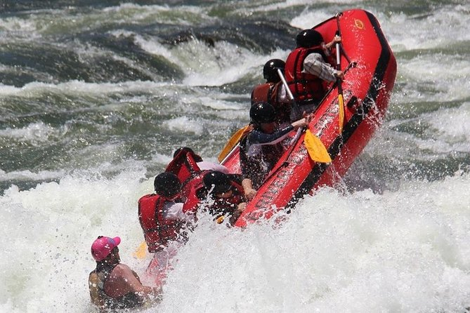 6 Days Nile Rafting and Murchison fall game viewing adventure