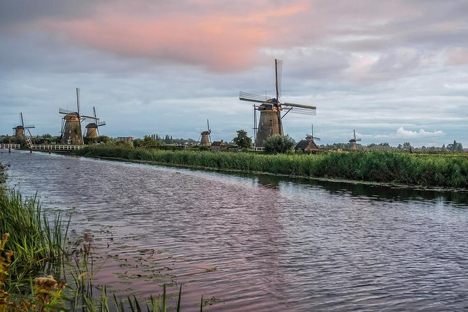 Discover the Dutch countryside & windmills with a private guide