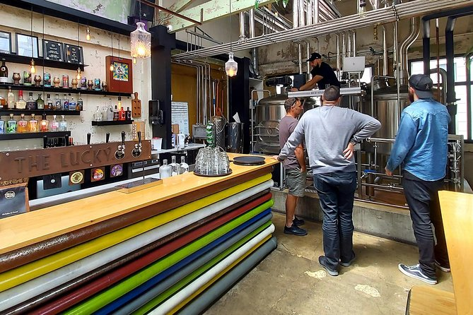 Get exclusive behind the scenes access to some of Wellington's best breweries!