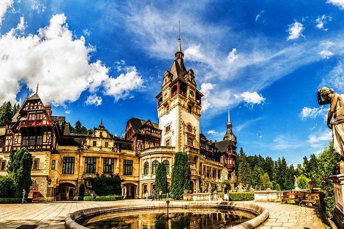 4 hour Transylvania Castles Tour