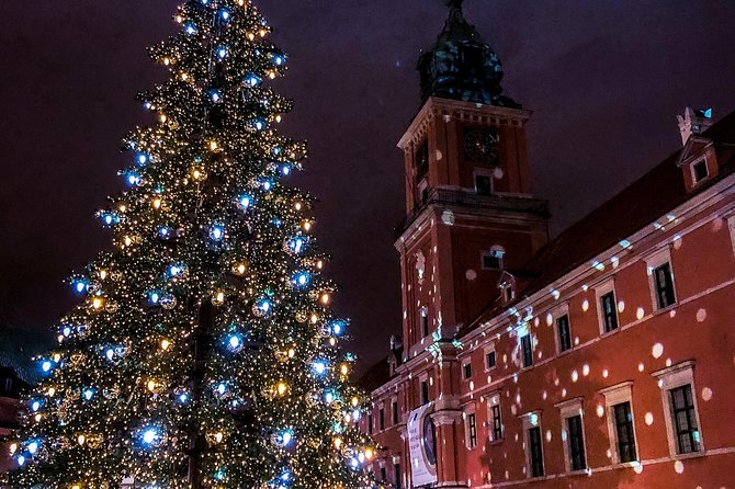 Warsaw PhotoWalk Winter Illumination photo 7