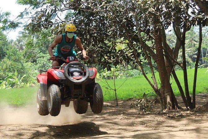 7-Hour Quad Bike And White Water Rafting in Ubud Indonisia