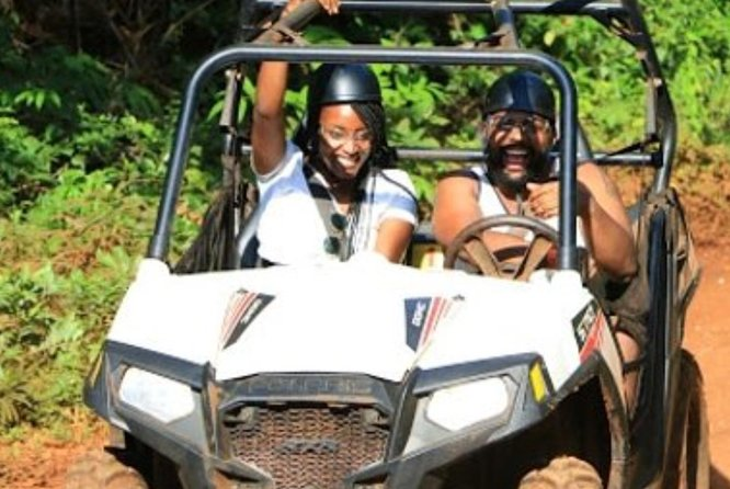 Eco-Tour (Konoko Falls- Fern Gully- Yaaman Adventure Park) from Ocho Rios