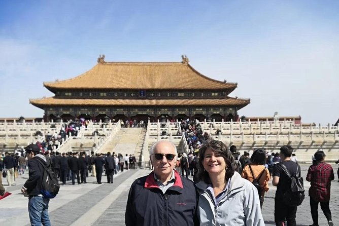 8 Days Small Group Tour of Beijing - Xi'an - Shanghai