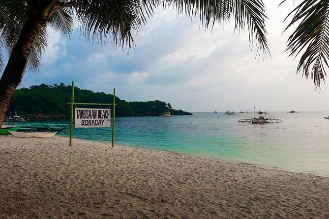 Boracay Half Day Land Tour with Puka Beach photo 1